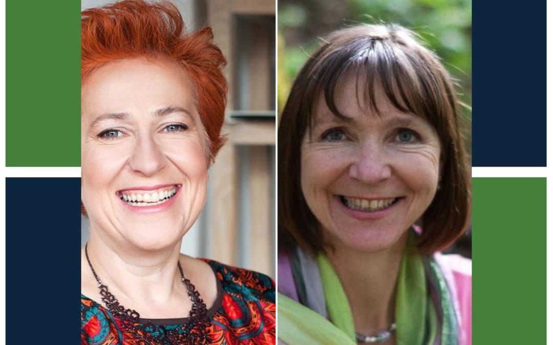 35: Interview Anita Maas – Wandel