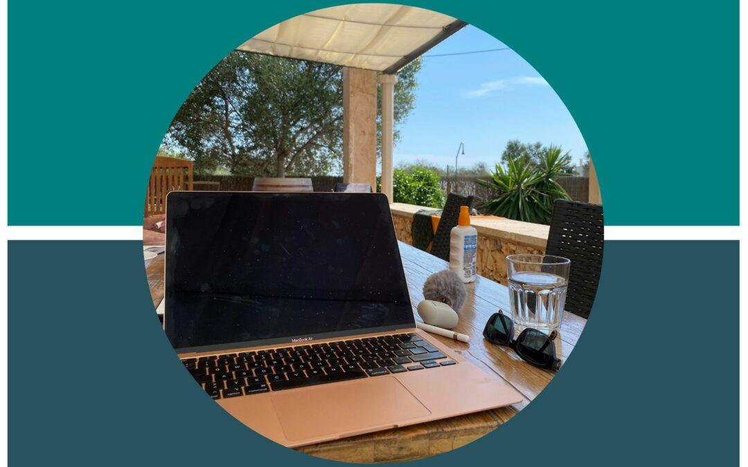 63: Arbeiten wo andere Urlaub machen